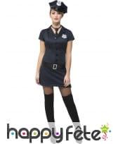 Déguisement policière femme sexy, image 3