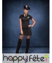 Déguisement policière femme sexy, image 4