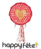 Décorations pour la St Valentin ornées de coeur, image 1