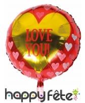 Décorations pour la St Valentin ornées de coeur, image 4