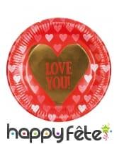 Décorations pour la St Valentin ornées de coeur, image 9