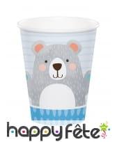Décoration Petit ours pour table d'anniversaire, image 6