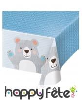 Décoration Petit ours pour table d'anniversaire, image 7