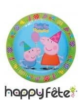 Déco Peppa Pig pour table d'anniversaire, image 30