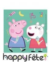 Déco Peppa Pig pour table d'anniversaire, image 37