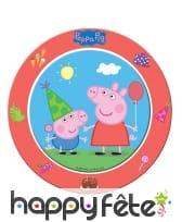 Déco Peppa Pig pour table d'anniversaire, image 1