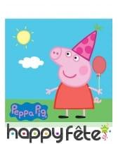 Déco Peppa Pig pour table d'anniversaire, image 3