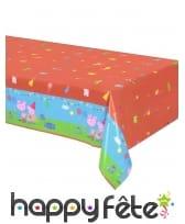 Déco Peppa Pig pour table d'anniversaire, image 4