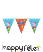 Déco Peppa Pig pour table d'anniversaire, image 5