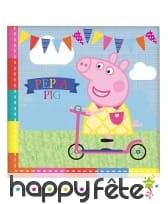 Déco Peppa Pig pour table d'anniversaire, image 8