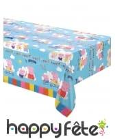 Déco Peppa Pig pour table d'anniversaire, image 9