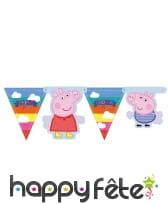 Déco Peppa Pig pour table d'anniversaire, image 10