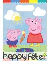 Déco Peppa Pig pour table d'anniversaire, image 11