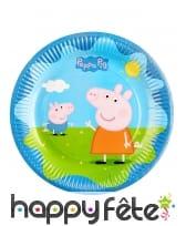 Déco Peppa Pig pour table d'anniversaire, image 12
