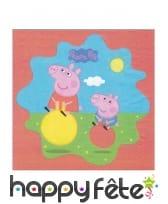 Déco Peppa Pig pour table d'anniversaire, image 13