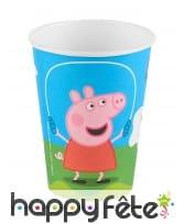 Déco Peppa Pig pour table d'anniversaire, image 14