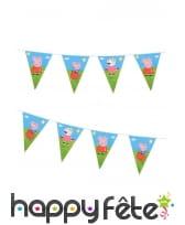 Déco Peppa Pig pour table d'anniversaire, image 18