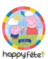 Déco Peppa Pig pour table d'anniversaire, image 19