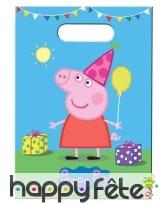 Déco Peppa Pig pour table d'anniversaire, image 22