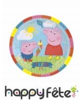 Déco Peppa Pig pour table d'anniversaire, image 23