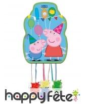 Déco Peppa Pig pour table d'anniversaire, image 32