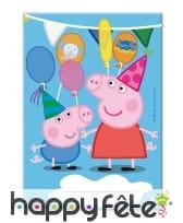 Déco Peppa Pig pour table d'anniversaire, image 27