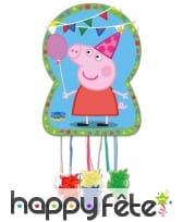 Déco Peppa Pig pour table d'anniversaire, image 33