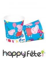 Déco Peppa Pig pour table d'anniversaire, image 31