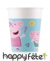 Déco Peppa Pig pour table d'anniversaire, image 41