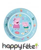 Déco Peppa Pig pour table d'anniversaire, image 39