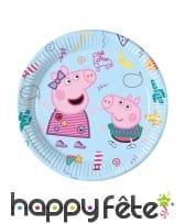 Déco Peppa Pig pour table d'anniversaire, image 34