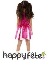 Costume de pom-pom girl enfant, image 2