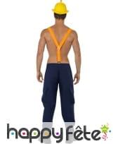 Déguisement pompier sexy homme, image 1