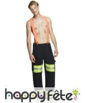 Déguisement pompier sexy homme, image 4