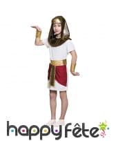 Déguisement pharaon Toutankhamon pour enfant