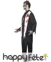 Déguisement prête zombie, image 2