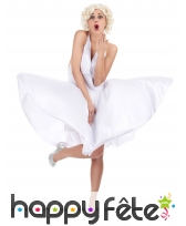 Déguisement robe blanche de Marilyn Monroe, image 1