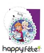 Déco Reine des Neiges pour anniversaire, image 8
