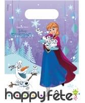 Déco Reine des Neiges pour anniversaire, image 11