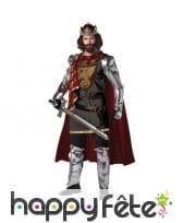 Déguisement réaliste du roi Arthur