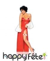 Déguisement robe de Betty Boop