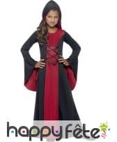 Déguisement robe de vampire pour enfant
