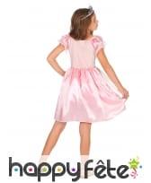 Déguisement robe rose de petite princesse, image 2