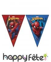 Déco Spiderman à l'action pour table anniversaire, image 11