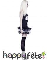 Déguisement squelette corset, image 2