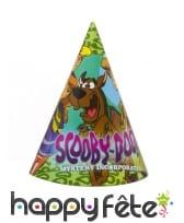 Déco Scooby doo pour table d'anniversaire, image 1