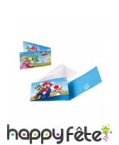 Déco Super Mario pour table d'anniversaire, image 6