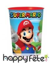 Déco Super Mario pour table d'anniversaire, image 8