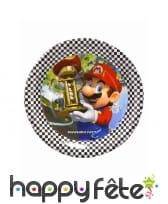 Déco Super Mario pour table d'anniversaire, image 9