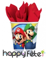 Déco Super Mario pour table d'anniversaire, image 14